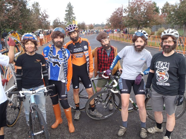 Team Tonkin-Lisa,Margi,Mielle,Kim,Audrey, Laurie