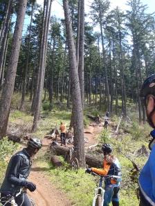 Trail Practice
