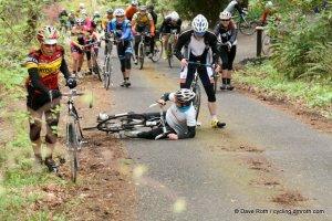 Rider Down!