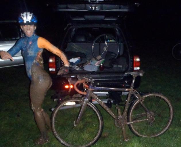 Mud Pants!