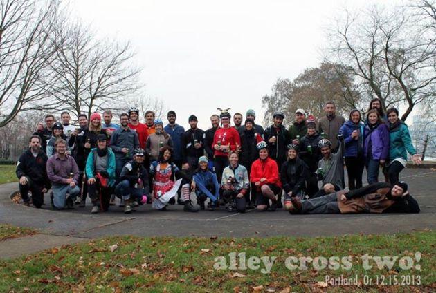 Racers and Volunteers